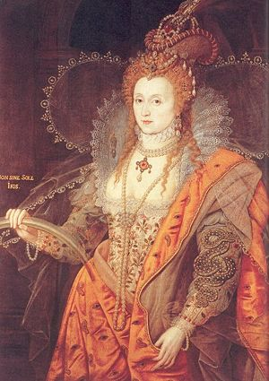 queen elizabeth 1st portrait. that the Queen appointed
